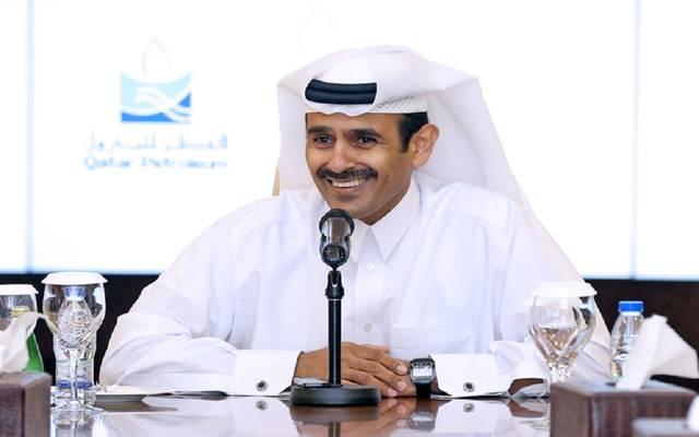 سعد الكعبي وزير الدولة لشؤون الطاقة العضو المنتدب والرئيس التنفيذي لقطر للبترول