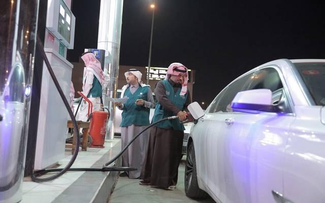 محطات وقود بالسعودية