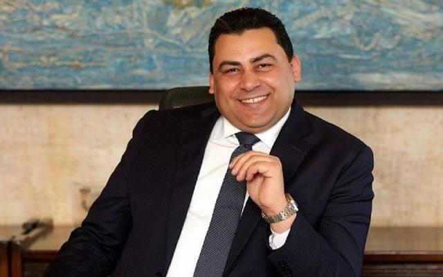 عادل حامد العضو المنتدب والرئيس التنفيذي للشركة المصرية للاتصالات