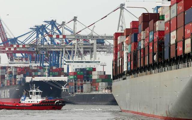 قيمة الصادرات ارتفعت 18.1% خلال العام