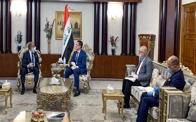 The World Bank confirms its readiness to restructure the loans granted to Iraq