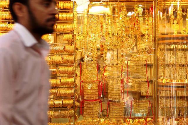 أسعار الذهب في الأسواق الإماراتية اليوم