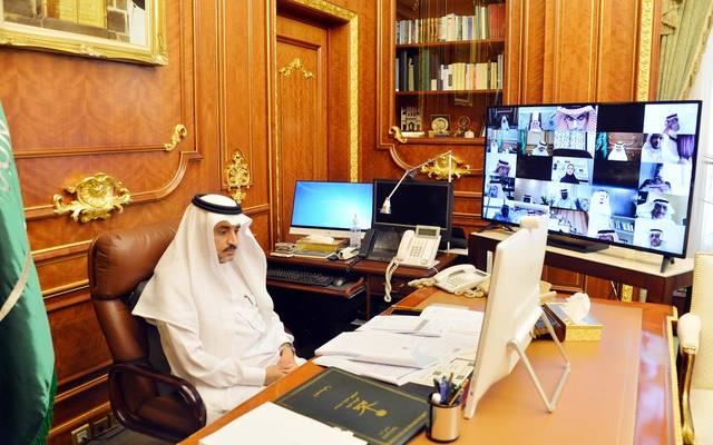مساعد رئيس مجلس الشورى السعودي، يحيى الصمعان