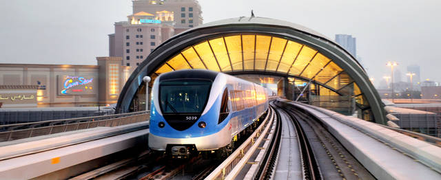 الطرق والمواصلات عودة خدمة مترو دبي لوضعها الطبيعي معلومات مباشر