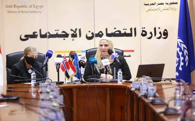 """""""التضامن"""" و""""العمل الدولية"""" تطلقان مشروع التمكين الاقتصادي وتشغيل الشباب بمصر"""