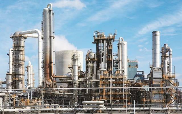 أحد مصانع البتروكيماويات