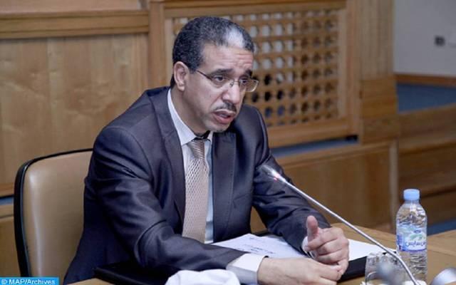 وزير الطاقة والمعادن والبيئة المغربي عزيز الرباح