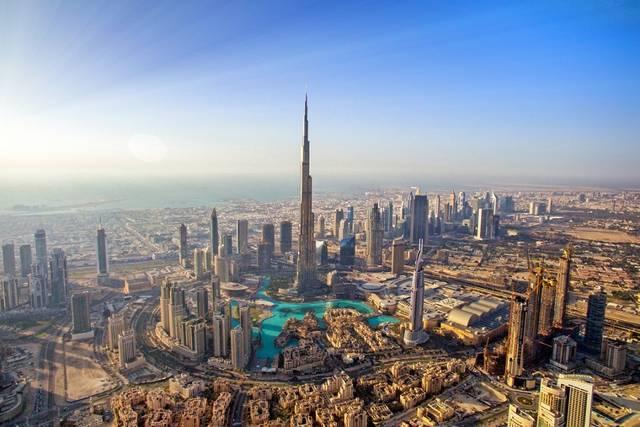 المعالم السياحية بإمارة دبي، الصورة أرشيفية