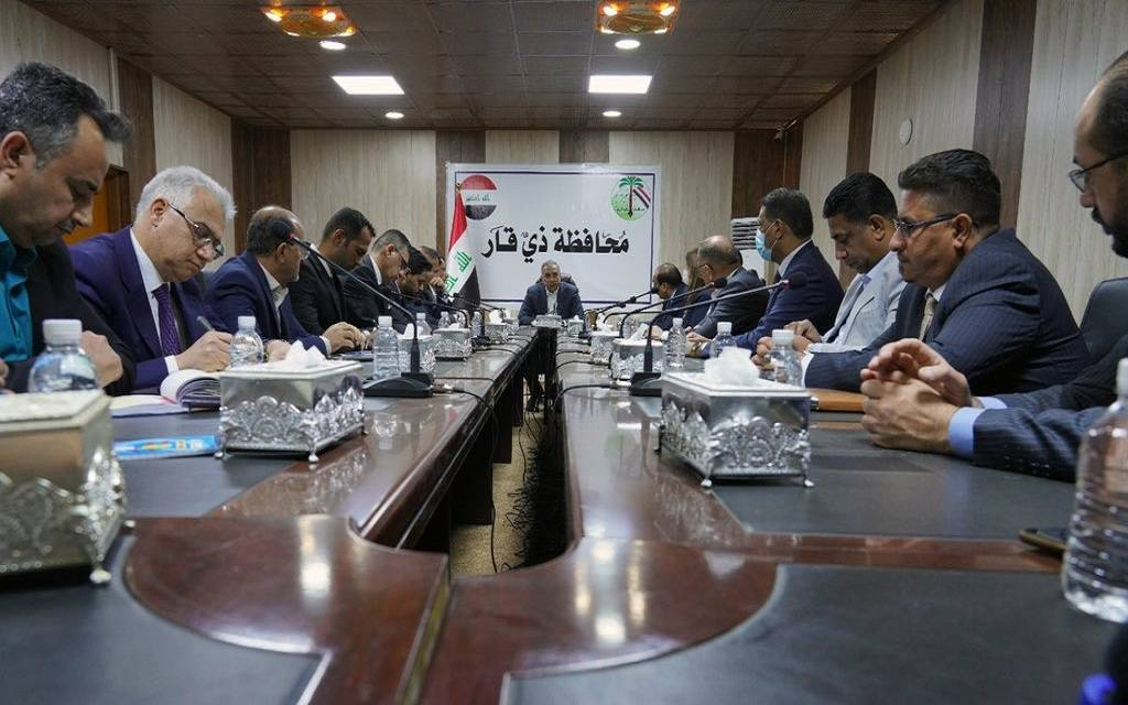 Al-Kazemi: The government of Iraq is hampered by the restriction of the budget, and we limit the lagging projects to addressing them 1024