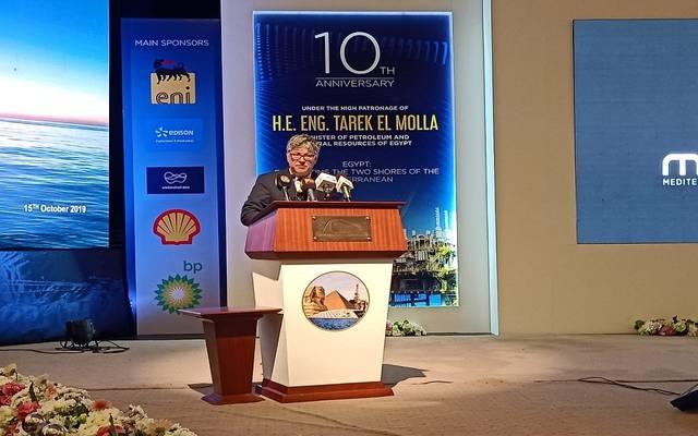 نيكولاس كاتشاروف نائب رئيس اديسون الإيطالية للشرق الأوسط وشمال أفريقيا