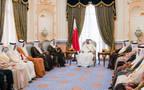 اجتماع رئيس وزراء البحرين اليوم