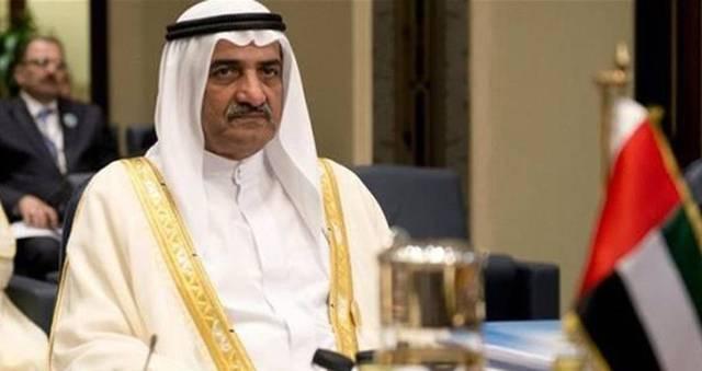 الشيخ حمد بن محمد الشرقي، عضو المجلس الأعلى حاكم الفجيرة
