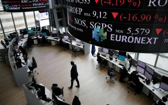 تراجع الأسهم الأوروبية خلال التعاملات مع انتظار قمة الـ20