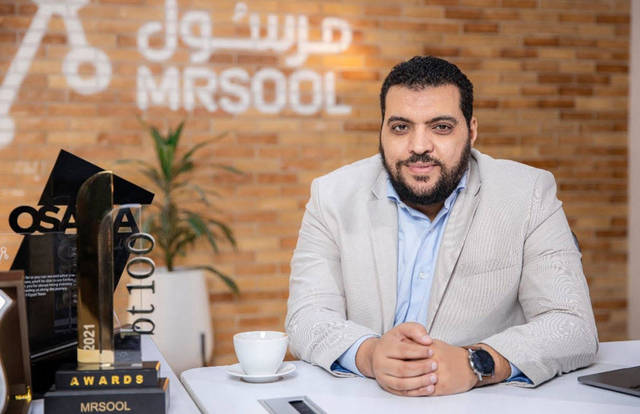 The Egyptian market accounts for 10-15% of Mrsool's total operations
