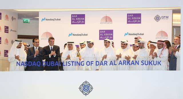 The new sukuk will boost Dar Al-Arkan's investments