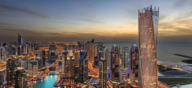 724 مشروعَ فنادق بقيمة تبلغ 286 مليار درهم و140 مشروعاً للمنتجعات بقيمة تتجاوز 183 مليار درهم