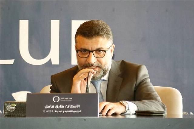 The CEO of O West, Tarek Kamel
