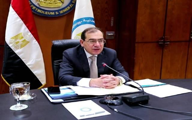 وزير البترول والثروة المعدنية المصري، طارق الملا