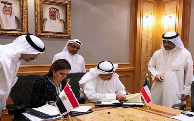 Egypt, KFAED ink KWD 17.5m finance deals