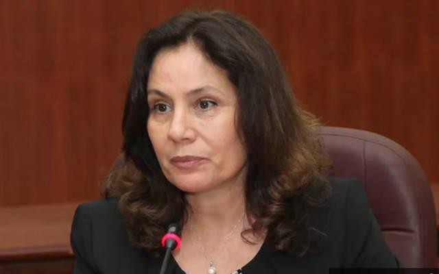 هالة زواتي وزيرة الطاقة والثروة المعدنية