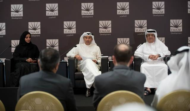 Emaar Development approved the dividend distribution on the back of celebrating its listing on the DFM's main index