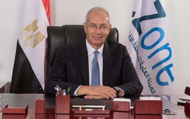 يحيى زكي رئيس الهيئة العامة للمنطقة الاقتصادية لقناة السويس