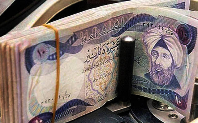 European currencies are falling against the Iraqi dinar