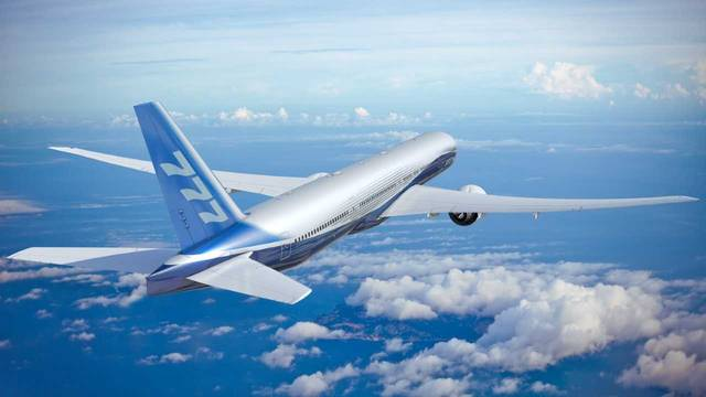 إحدى طائرات بوينج 777