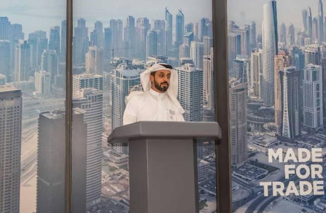 تشمل الخدمات التي سيقدمها المكتب في دوسلدورف الاستشارات والتنفيذ بخصوص تأسيس شركات في المنطقة الحرة لمركز دبي للسلع المتعددة وإعداد المستندات والتوكيلات الرسمية