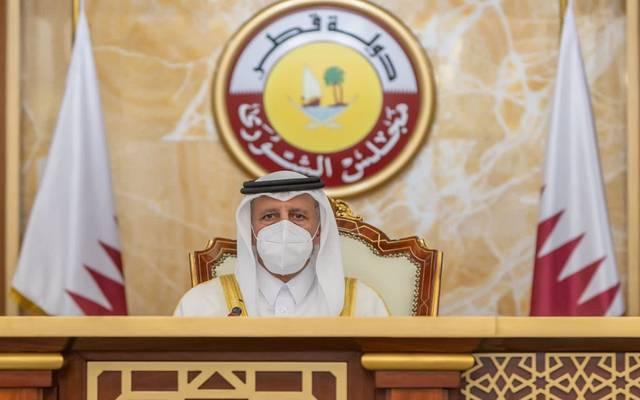 أحمد بن عبدالله آل محمود رئيس مجلس الشورى القطري