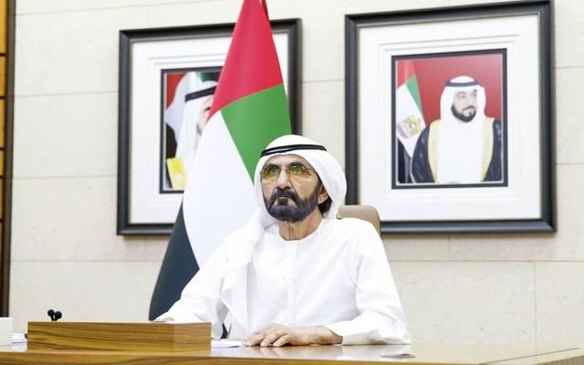 الشيخ محمد بن راشد رئيس وزراء الإمارات وحاكم دبي
