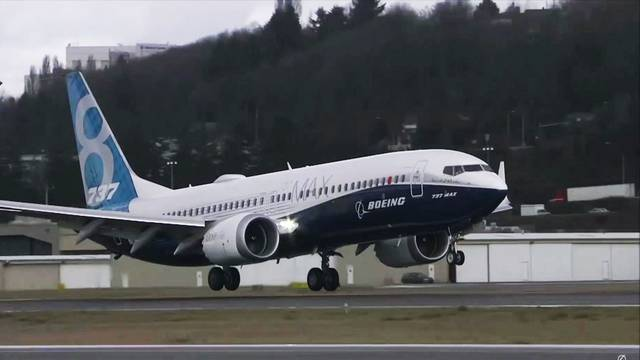 Boeing puts 737 MAX deliveries on hold