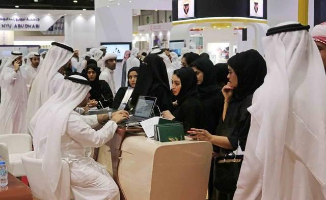 الإمارات الأولى إقليمياً في التوظيف عبر الإنترنت