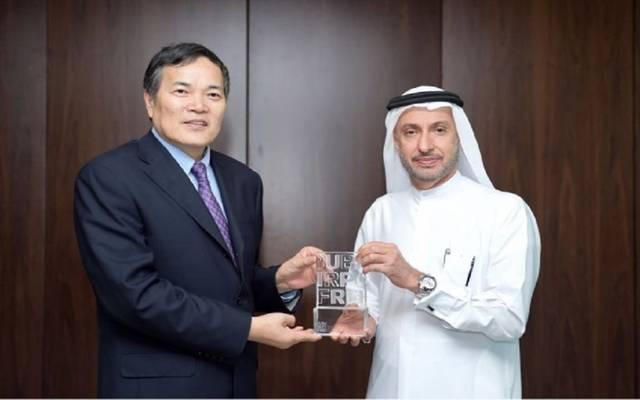 """دافزا قد وقعت مذكرة تفاهم مع اتحاد الصناعة والتجارة لمقاطعة """"لياونينغ"""" الصينية لتحديد أطر التعاون في مجال تعزيز التجارة"""
