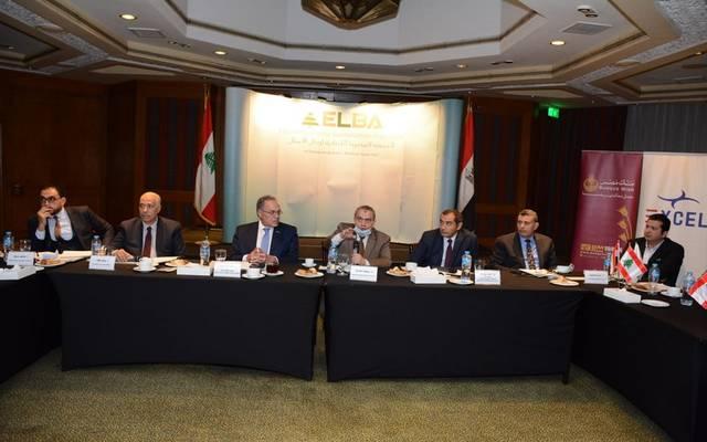 خلال ندوة بعنوان قانون الضرائب الجديد ودور مجتمع الأعمال - للجمعية المصرية اللبنانية