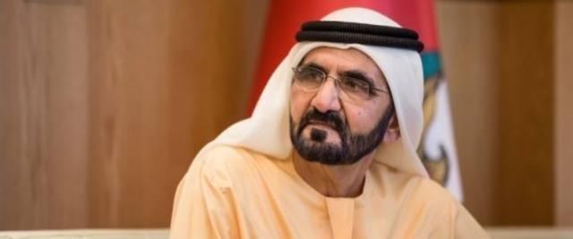الشيخ محمد بن راشد نائب رئيس الدولة رئيس مجلس الوزراء حاكم دبي