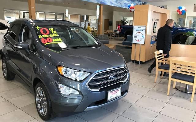 تقلبات في مبيعات شركات السيارات بالسوق الأمريكي خلال أكتوبر