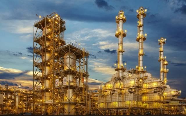 منشأة صناعية في مدينة الجبيل- أرشيفية