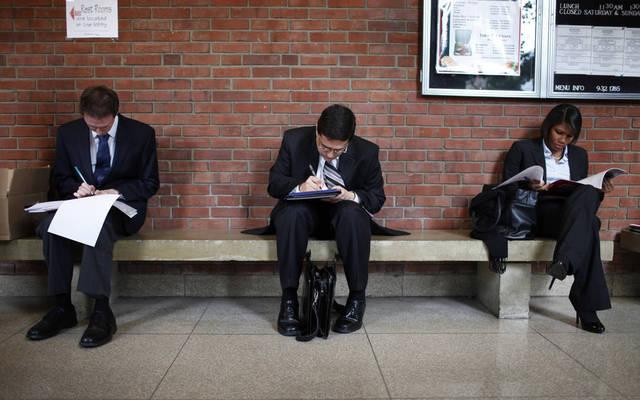 طلبات إعانة البطالة الأمريكية تتراجع لأول مرة في 3 أسابيع
