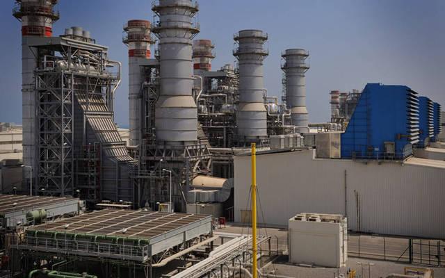 إحدى محطات توليد الطاقة