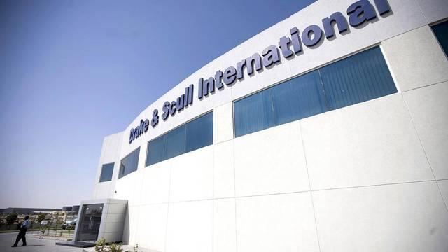 Drake & Scull's new shares' par value not final