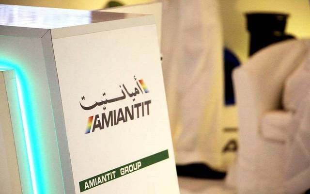 Saudi Amiantit Group's stock on Tuesday went up 5.2%, by 11:41 am KSA time, registering its highest growth rate in 12 trading sessions