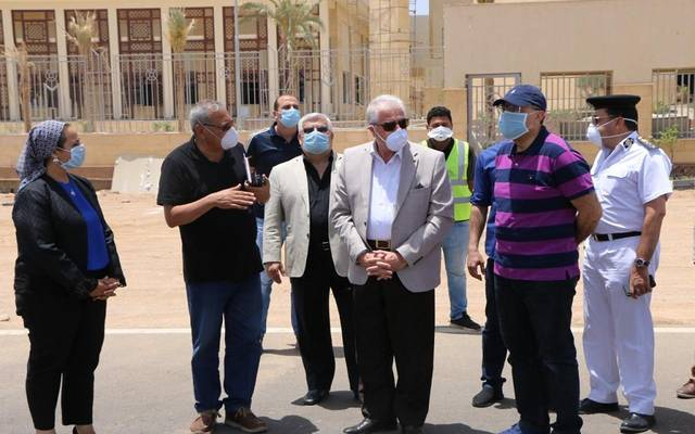 رئيس الوزراء المصري يوجه بإنشاء مناطق لوجيستية مع افتتاح جامعة الملك سلمان