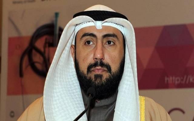 وزير الصحة الكويتي الشیخ الدكتور باسل الصباح