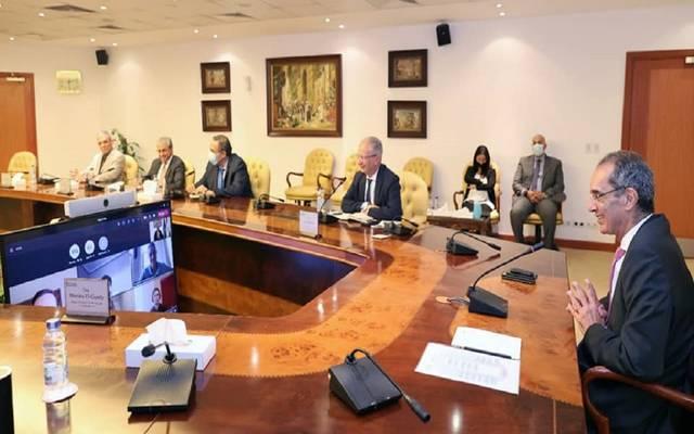 """خلال توقيع اتفاقية بين """"إيتيدا"""" وشركة """"بلاج أند بلاى"""