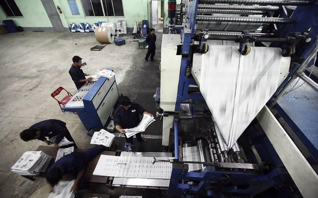 """""""صناعة الورق"""" تُعدل توصيتها بتخفيض رأسمالها إلى 245 مليون ريال"""