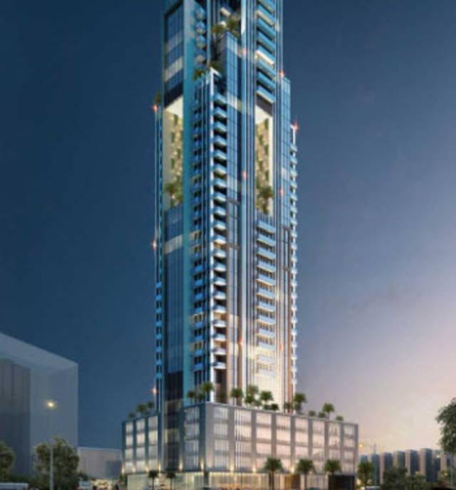 صورة لبرج ريجينا السكني
