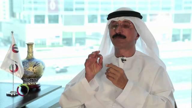 """سلطان بن سليم يتوقع تحقيق """"موانئ دبي"""" نتائج سنوية جيدة"""