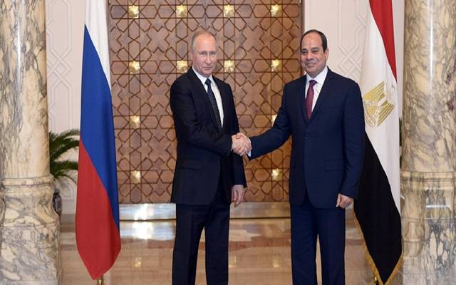 الكرملين: بوتين يلتقي السيسي.. الأربعاء المقبل
