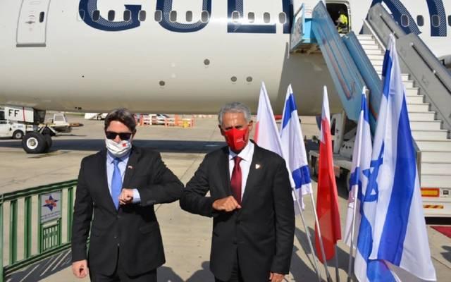 البحرين وإسرائيل تبحثان التعاون في مجالات السياحة والأعمال والابتكار